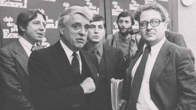 Le 30 octobre 1979, le ministre Robert Boulin est retrouvé mort dans la forêt de Rambouillet.
