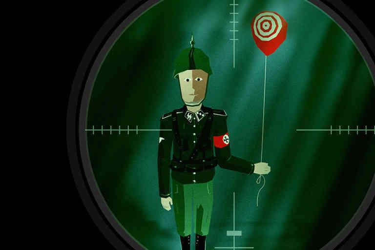 C'est un des paradoxes du jeu vidéo: le recours massif aux nazis comme ennemis, mais aussi le refus de représenter leur idéologie ou leurs exactions.