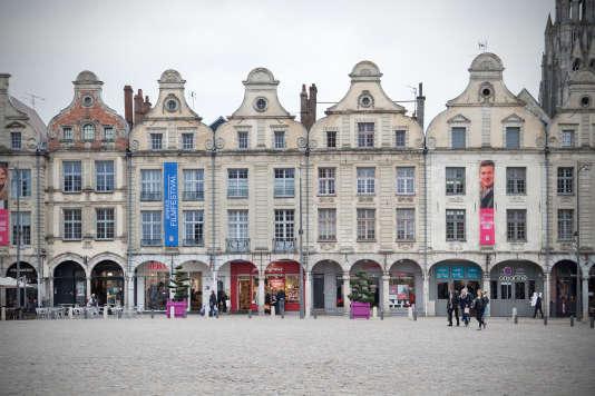 Le plan d arras pour regagner son centre ville - Chambre des commerces arras ...