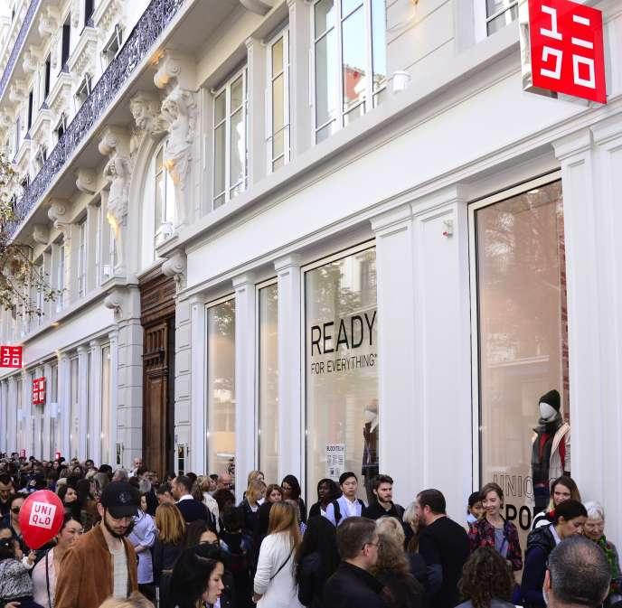 Partout Le Son En Uniqlo Japonais Impose France Vestiaire tqXqrw