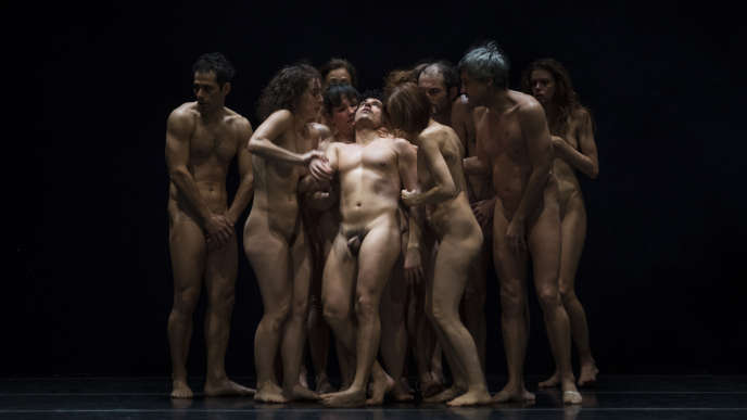 «Bêtes de scène» d'Emma Dante, production du Piccolo Teatro de Milan.