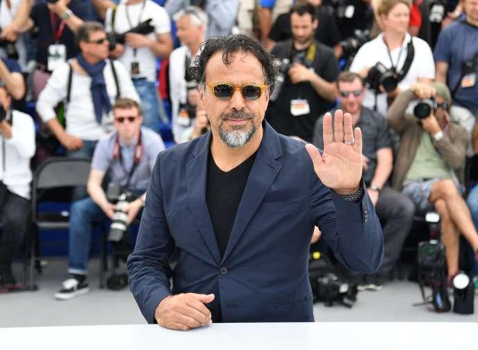 Le réalisateur mexicain AlejandroIñarritu, le 22 mai, lors du Festival de Cannes.