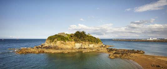 L'île de la Comtesse, à Saint-Quay-Portrieux.