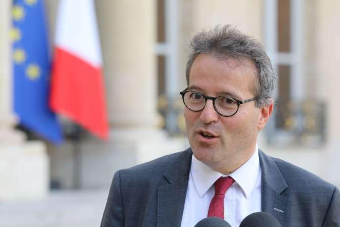 Le président de l'APHP, Martin Hirsch.