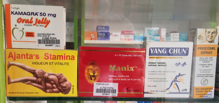 Pharmacopée traditionnelle.
