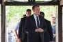Emmanuel Macron à Cayenne, le 27 octobre.