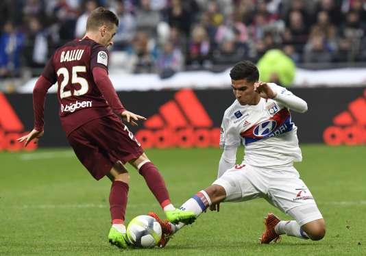 Lyon a battu (2-0) Metz, dimanche 29 octobre, lors de la 11ème journée de Ligue 1.