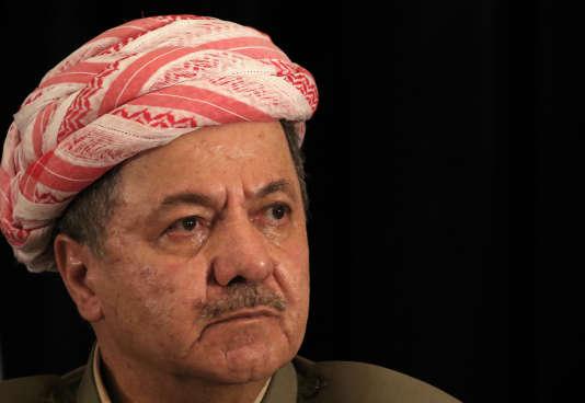 Le président du Kurdistan irakien a adressé dimanche une lettre au Parlement de la région autonome.