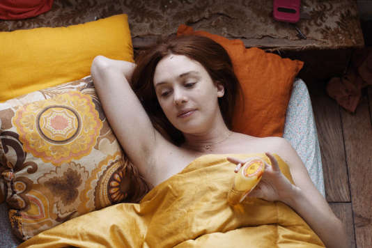 Laetitia Dosch dans le filmde Léonor Serraille,«Jeune femme».
