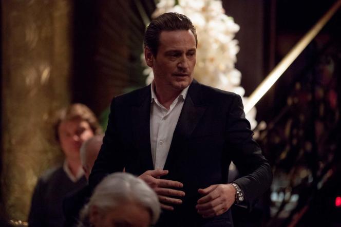 Benoît Magimel dans le film d'Olivier Marchal,« Carbone ».