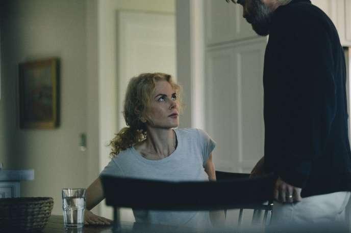 Nicole Kidman dans le film de Yorgos Lanthimos,« Mise à mort du cerf sacré ».