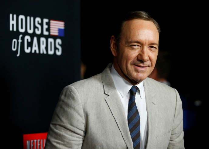 Kevin Spacey, en 2014.