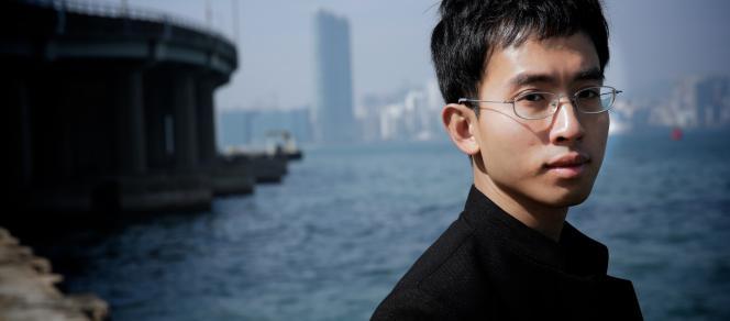 Huang Hongxiang à Hongkong.