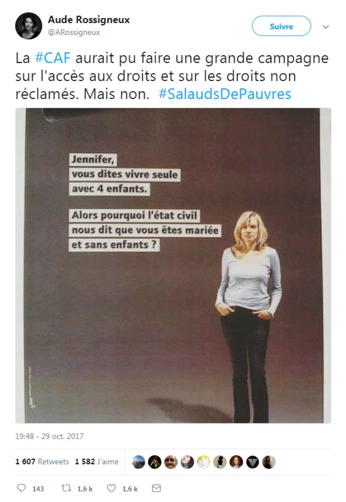 Indignation Autour D Une Vieille Campagne De La Caf Contre La Fraude