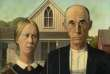 « American Gothic », de Grant Wood (1930), collection Art Institute of Chicago.