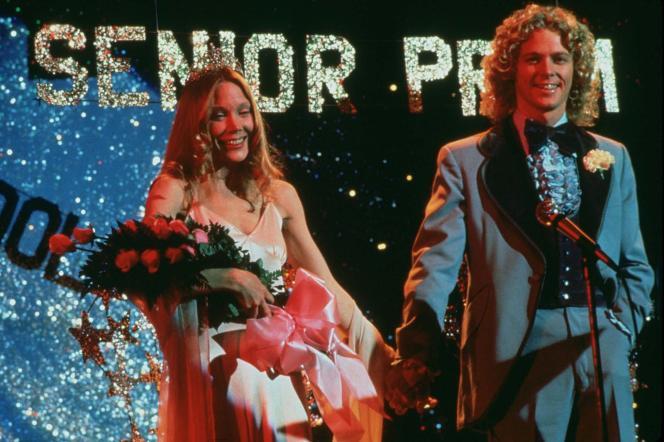 «Carrie», de Brian De Palma (1976).