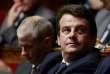 Thierry Solère à l'Assemblée nationale, le 25 octobre.