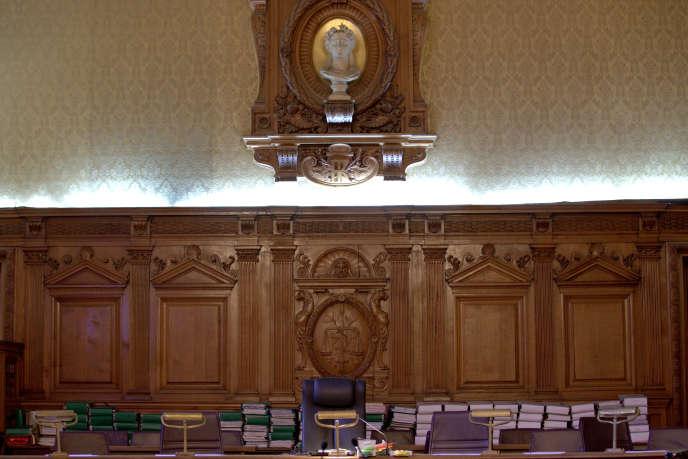 La cour d'assises spécialement composée pour juger la complicité du frère de Mohammed Merah et de Fettah Malki.