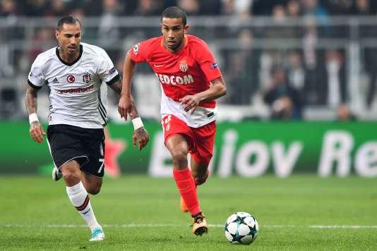 L'AS Monaco a concédé le nul face à Besiktas, mercredi 1er novembre.