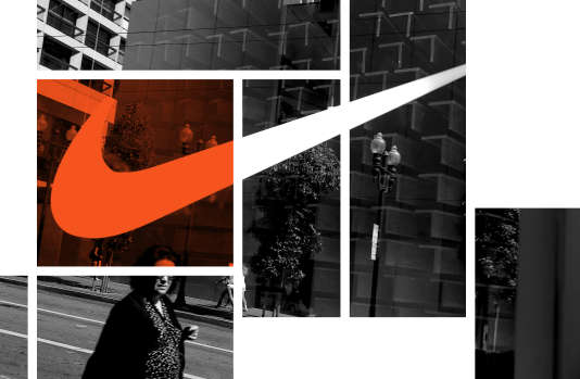 Le logo de Nike.