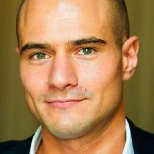 Romain Lacombe (en 2013), cofondateur de la start-up Plume Labs, qui aide à mieux se protéger de la pollution de l'air.
