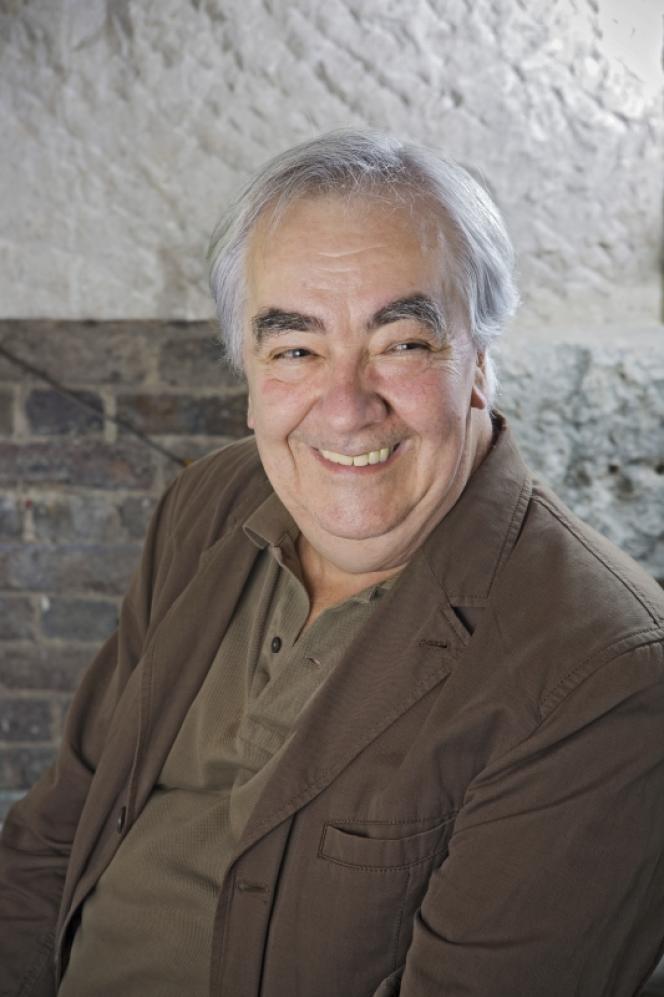 Claude Ponti, auteur jeunesse.