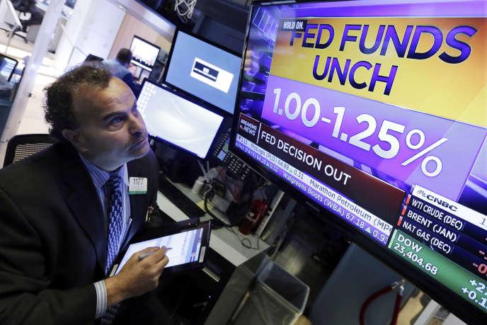 Mercredi, la Réserve fédérale (Fed) n'a pas modifié ses taux directeurs.