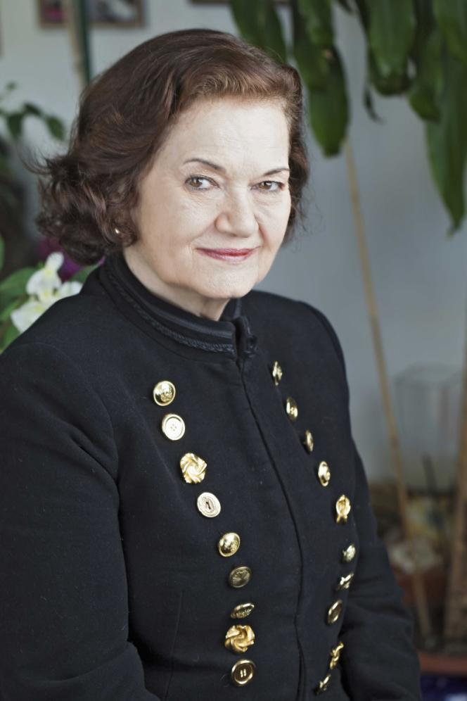 Elisabeth Roudinesco, historienne.