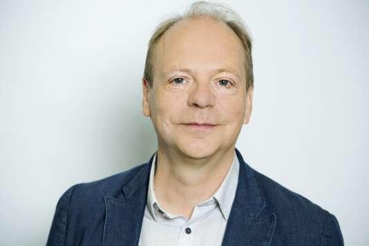 Patrick Boucheron, historien et professeur au Collège de France.