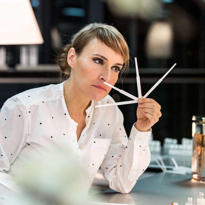Mathilde Laurent est le nez exclusif de Cartier depuis 2006.