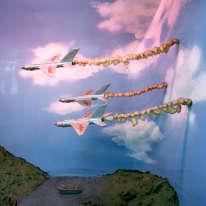 «Air Force Museum #2 », Ho Chi Minh-Ville, Vietnam, 2016.