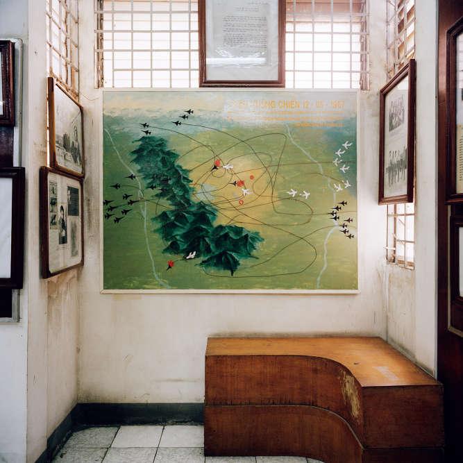 « Air Force Museum #1», Ho Chi Minh-Ville, Vietnam, 2016.