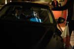 Le Premier Ministre de Malte, Joseph Muscat, quitte le Parlement, le 30 octobre 2017 à La Valette, à l'issue d'une session extraordinaire avec les députés et les membres du gouvernement qui a permis de discuter autour de l'assassinat de la journaliste d'investigation Daphné Caruana Galizia et réfléchir à un changement de constitution.