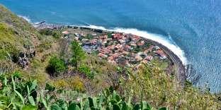 Jardim Do Mar est le point de départ idéal pour la découverte des canaux d'irrigation typiques de l'île, créés au XVIe siècle.