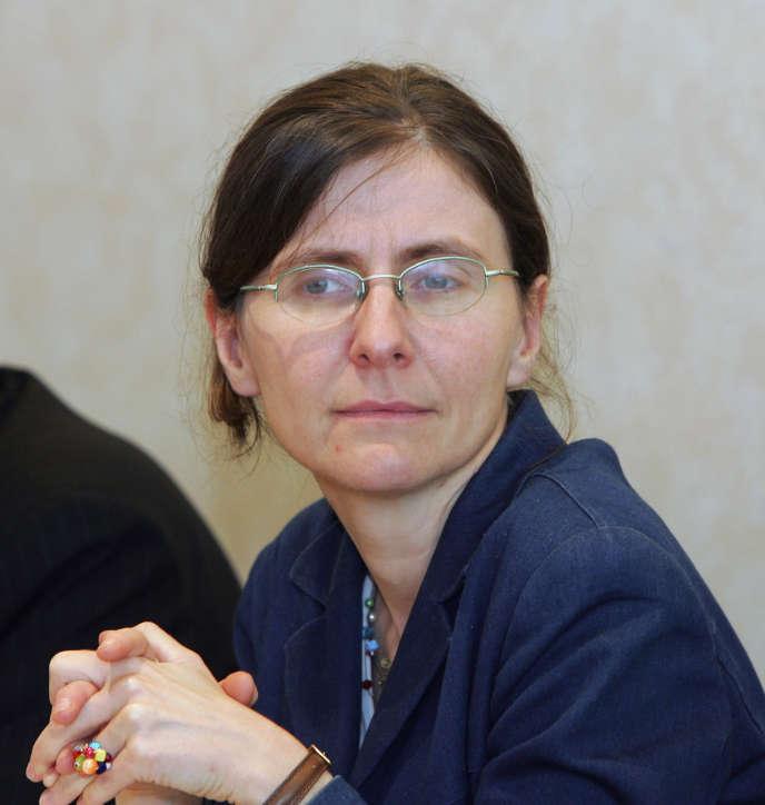 Agnès Bénassy-Quéré, professeure à l'Ecole d'économie de Paris.