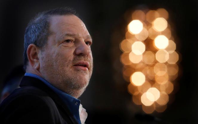 La police de New York dispose de preuves à l'encontre de Harvey Weinstein (le 5 décembre 2012).