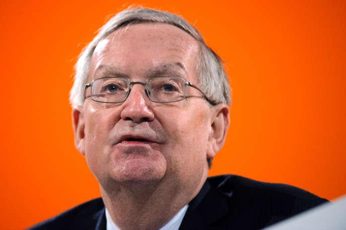 Patrick Artus, chef économiste de Natixis.