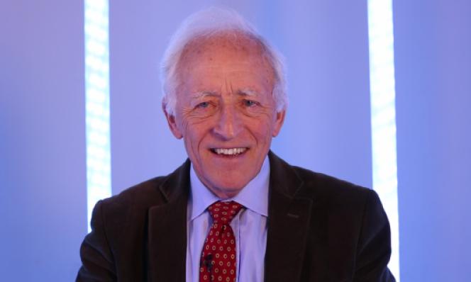Alan Kirman, directeur d'études à l'EHESS.