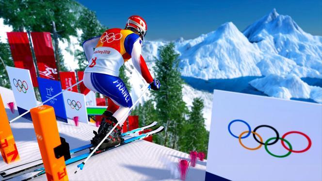 «Steep: Road to the Olympics», jeu sous licence du CIO, figurera au programme du premier tournoi d'e-sport organisé en amont de jeux olympiques.