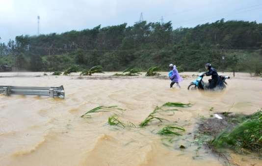 Les fortes pluies ont provoqué d'importantes inondations dans le sud du pays.