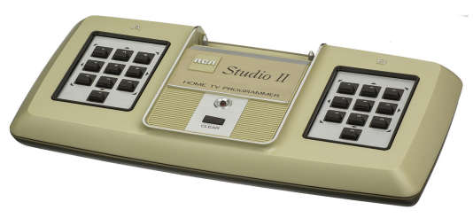 La console RCA StudioII.