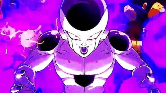 Freezer, un des personnages de «Dragon Ball», dans le jeu de combat «Dragon Ball FighterZ».
