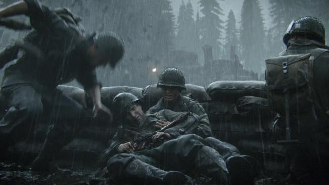 «Call of Duty : WWII»
