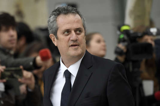 L'ancienne tête des Mossos d'Esquadra, Joaquim Forn.