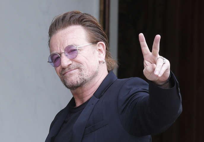 Pour le chanteur Bono, « ceux qui gèrent la société m'ont assuré qu'elle suivait la législation fiscale».