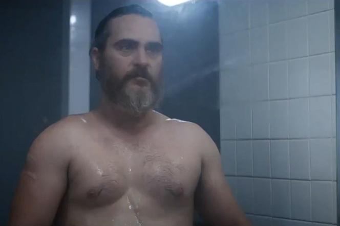 Joaquin Phoenix dans le film franco-anglais de Lynne Ramsay,« A Beautiful Day» («You Were Never Really Here»).