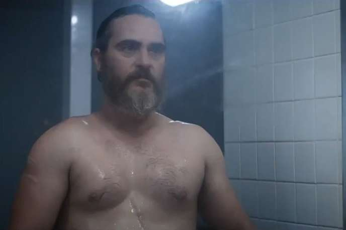 Joaquin Phoenix dans le film franco-anglais de Lynne Ramsay, « A Beautiful Day » (« You Were Never Really Here »).