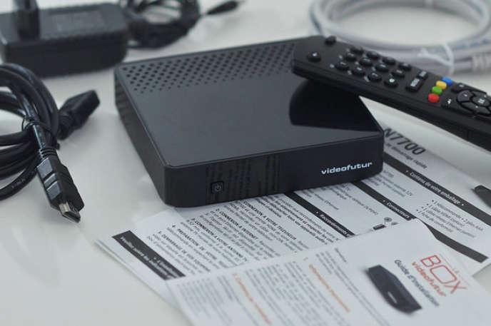 Lundi 6 novembre Videofutur lance une nouvelle box4K, la norme de diffusion de films en très haute définition.