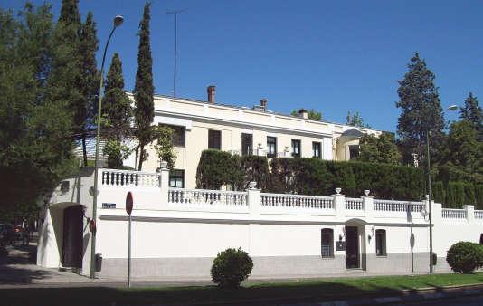 L'Instituto de Empresa, l'école de commerce madrilène qu'ont fréquentée de nombreux dirigeants politiques espagnols.