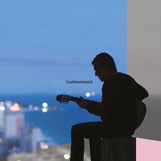 Pochette de l'album« Caravanas», de Chico Buarque.